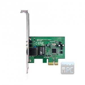 TP-Link TG-3468 PCI-E x1 10/100/1000Mbps hálózati kártya