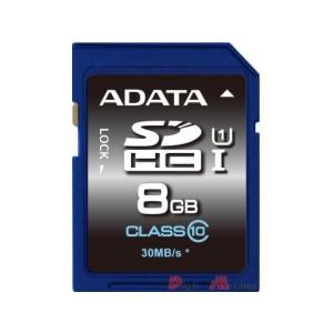 ADATA A-Data 8GB SDHC UHS-I Class 10