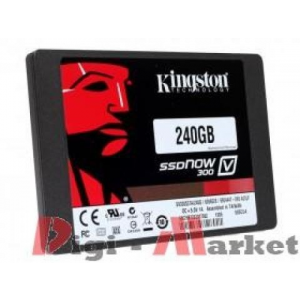 "Kingston SSD SATA3 2,5"" V300 7mm 240GB"