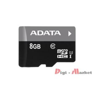 ADATA A-Data 8GB microSDHC Class 10 UHS-I U1