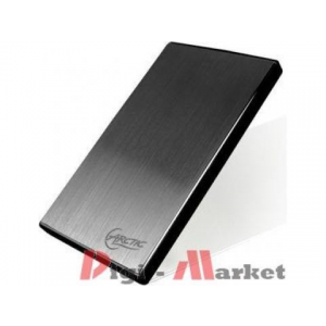 "Arctic 2,5"" HDD Enclosure USB 3.0 Silver"