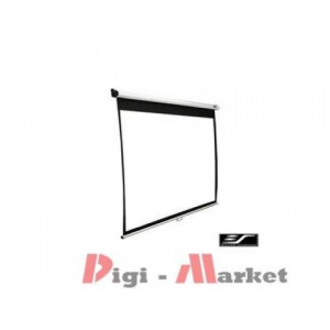 Elitescreen fali vászon Manual 100''(16:9) M100XWH