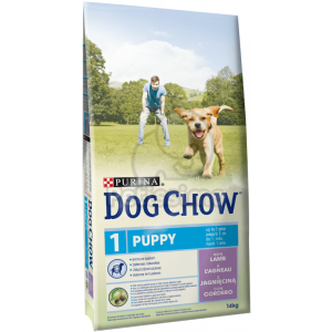 Dog Chow Dog Chow Puppy Lamb 14 kg