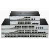 D-Link 24-port 10/100/1000 Gigabit PoE (max.85W) Smart Switch incl. 4 Combo