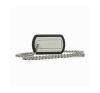 Verbatim Pendrive, 16GB, USB 2.0, VERBATIM Dog tag, fekete pendrive