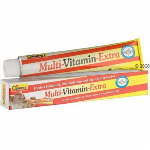 Gimpet Multi-Vitamin-Extra Cat Paste - multivitamin paszta - 200g