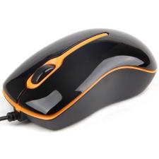 Gembird Optical mini mouse 1000 DPI USB black  - egér