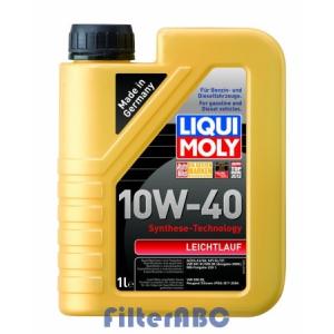 LIQUI MOLY Leichtlauf 10W-40 1L ajándék