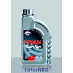 Fuchs TITAN SUPERSYN 5W-40 1L