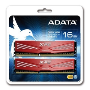 ADATA DDR3 Adata XPG V1.0 16GB (2x8GB) 1866MHz CL10 (AX3U1866W8G10-DR)
