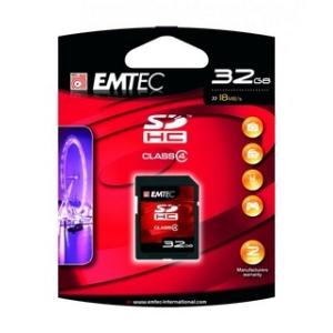 Emtec SDHC 32Gb ECO 60x memóriakártya (SEMSDE32G)