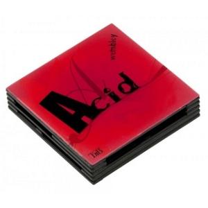TNB STLE039038 Acid Wembley memóriakártya olvasó piros (GUTNSTLE039038)