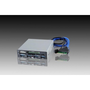 iBox PCI-EX to USB3.0 kártyaolvasó, belső, fekete (ICKWFCB019)