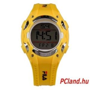 Fila FA1017-03 sárga karóra, quartz szerkezet digitális kijelző (FA1017-03)