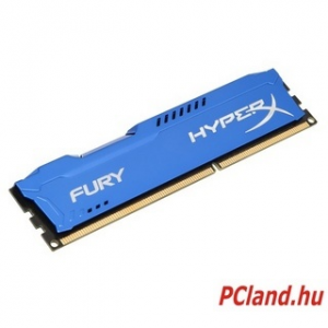 Kingston 8GB DDR3- 1600MHZ NON-ECC CL 10 DIMM FURY SERIES (HX316C10F/8)