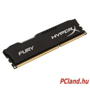 Kingston 8GB DDR3- 1600MHZ NON-ECC CL 10 DIMM FURY BLACK SERIES (HX316C10FB/8)