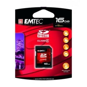 Emtec SDHC 16Gb ECO 60x memóriakártya (SEMSDE16G)