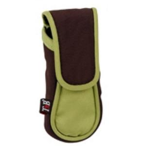 TNB ETMP035443 Vogue barna-zöld MP3 tartó (WTNETMP035443)