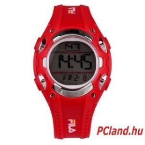 Fila FA1017-04 piros karóra, quartz szerkezet digitális kijelző (FA1017-04)