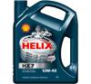 Shell Helix HX7 10W-40 4L motorolaj