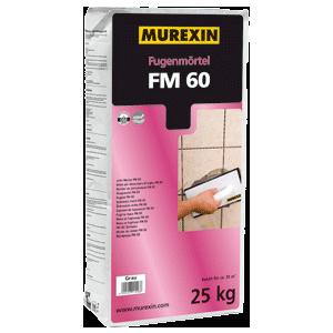 Murexin FM 60 FUGÁZÓ 4KG EZÜSTSZÜRKE/SILBERGRAU