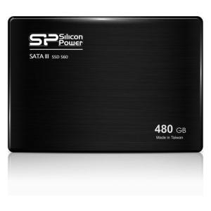 "Silicon Power SSD SATA 2,5"" SILICON POWER 480GB Slim S60 7mm"