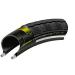 Continental gumiabroncs kerékpárhoz 28-622 TopContact II 700x28C fekete/fekete, Skin hajtogathatós reflektoros