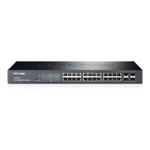 TP-Link 24-Port Gigabit Smart Switch with 4 Combo SFP Slots (TL-SG2424)