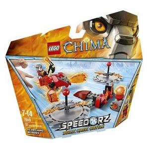 LEGO 70149-Chima-Perzselő pengék