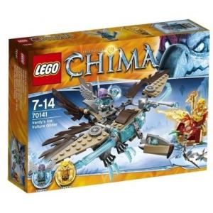 LEGO 70141-Chima-Vardy Jég Keselyű Siklója