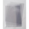 Füzetborító, A4, PVC, 90 mikronos, víztiszta (ISNBA4)