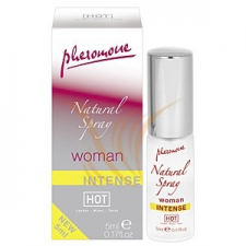 Pheromone HOT Woman - Intense Natural spray 5 ml parfüm és kölni