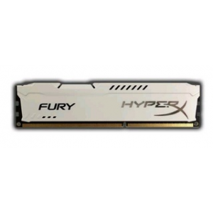 Kingston 16GB DDR3- 1600MHZ NON-ECC CL10 DIMM (KIT OF 2)FURY WHITE SERIES (HX316C10FWK2/16)