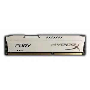 Kingston 4GB DDR3- 1866MHZ NON-ECC CL 10 DIMM FURY WHITE SERIES (HX318C10FW/4)