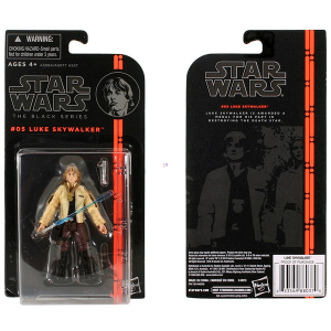 STAR Wars: The Black Series - 05 Luke Skywalker akciófigura