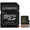 Kingston 32GB microSDHC Class10 UHS-I + adapter