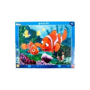 DINO - Puzzle 40 db Némó és Pizsi