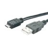 MediaRange USB - Micro USB kábel 1,2m /MRCS138/