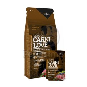 Carni Love Lamb & Wild Boar 12 kg