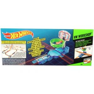 Mattel Hot Wheels Workshop: Hoop Shot kilövő