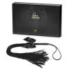 Bijoux Indiscrets masnis korbács - fekete