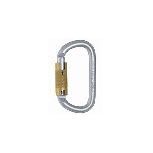 Singing Rock Triple Lock Ovális acél karabiner