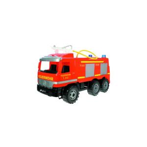 Óriás tűzoltóautó dobozban