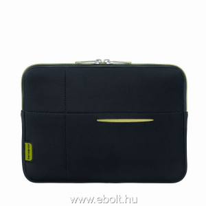 "SAMSONITE Netbook Sleeve Airglow 10"" Black/Green"