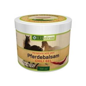 Herbioticum Melegítő chilis lóbalzsam 500 ml
