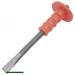 laposvéső CV. erős műanyag kézvédővel; 400mm, 19mm széles, homokfúvott