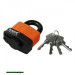 lakat, laminált, vízálló, 4 db kulcs; 50mm,kengyelszárátmérő:11/14mm