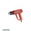 hőlégfúvó pisztoly, 2000W, 2 fokozatú: I.50-450 °C / II.90-600°C