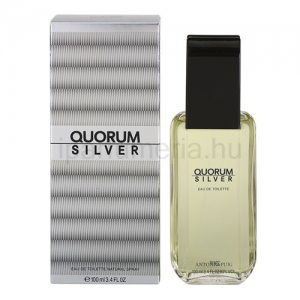Antonio Puig Quorum Silver EDT 100 ml