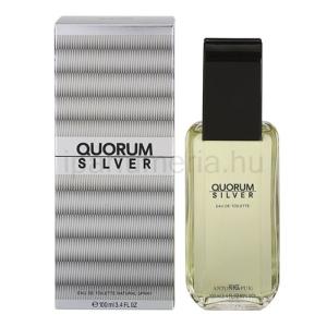 Antonio Puig Quorum Silver EDT 100 ml